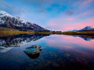 Новая Зеландия - страна загадок
