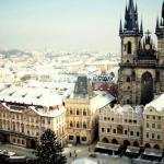 Зимний отдых в Праге