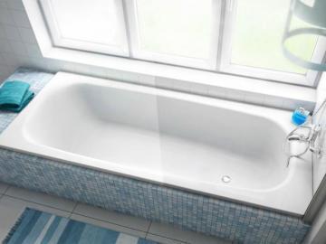 Преимущества и недостатки стальных ванн