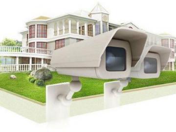 Эффективное видеонаблюдение загородного дома