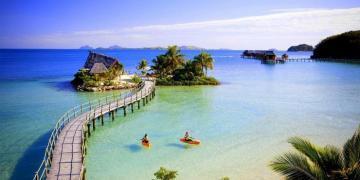 Романтический отдых на Фиджи