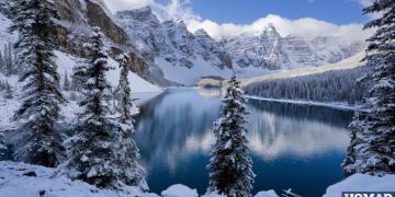 Альпийские горы и их курорты