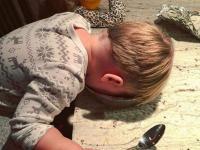 18 жизненных фотографий о том, что происходит, когда в доме появляются дети