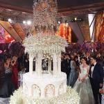 Сын миллиардера отпраздновал громкую свадьбу в Москве