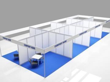 Аренда выставочного, демонстрационного и презентационного оборудования