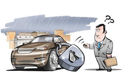 Открытие автомобиля при утере ключа