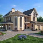 Где заказать проект двухэтажного дома?