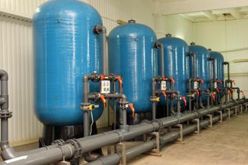 Промышленные фильтры и установки для водоподготовки