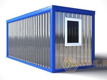 Уют и неприхотливость блок-контейнеров и модульных зданий.