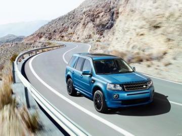 Обзор Land Rover Freelander 2