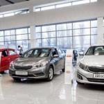 Продажа автомобилей КИА в салоне официального дилера