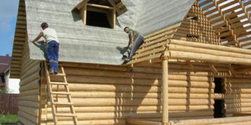 Как осуществить строительство коттеджа самому?