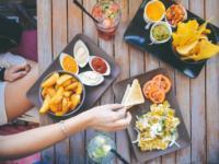 Что можно заказать и покушать на обед