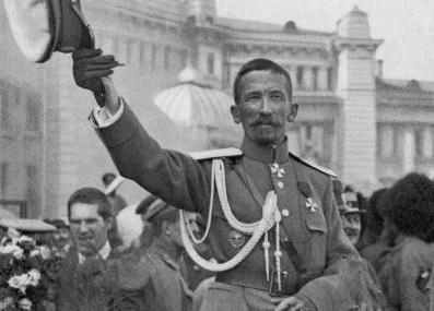 Виноваты ли казаки в поражении белых