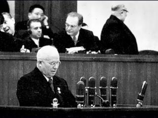 Как агент израильской контрразведки похитил секретный доклада Хрущева