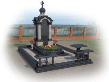 Памятник для ушедшего человека, как знак вечной памяти