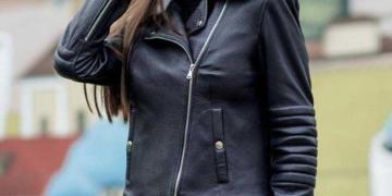 Как не ошибиться с выбором женской кожаной куртки?