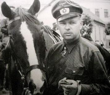 Как закончил дни казачий атаман из СС Гельмут Паннвиц
