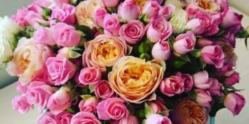 Красивые букеты в интернет-магазине растений