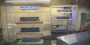 Поход со школьником в петербургский музей метро
