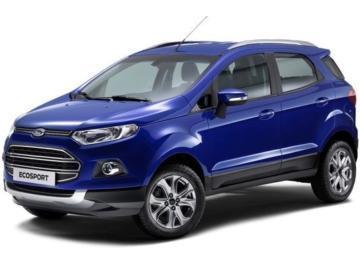 Новый внедорожник EcoSport отправлен компанией Ford в реализацию