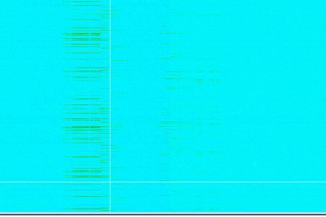 Как выглядит излучение микроволновки на самом деле