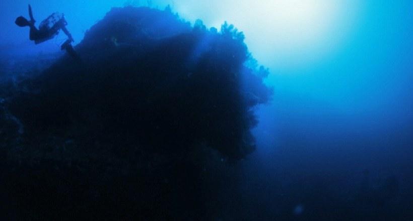 Американский «охотник за кораблекрушениями» нашел в Бермудском треугольнике НЛО