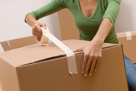 Какие упаковочные материалы использовать при переезде