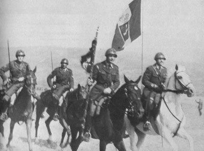 Как итальянские кавалеристы полка «Савойя»: разбили два советских батальона