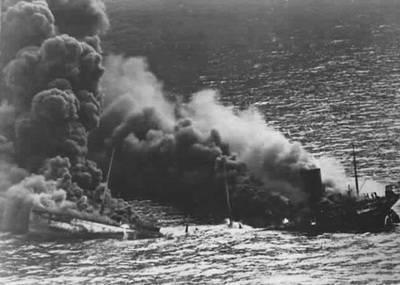 Трагедия конвоя PQ-17: почему было снято боевое прикрытие грузовых кораблей