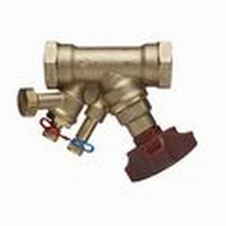 Балансировочные клапаны для водоснабжения и отопления