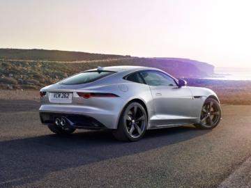 Характеристики Jaguar F Type