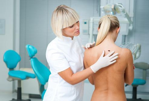 Диагностика и лечение базалиомы — личный опыт