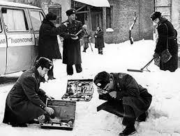 Где советские бандиты брали огнестрельное оружие