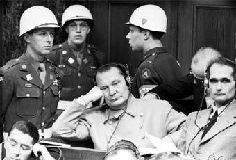 Почему Черчилль не хотел судить руководителей Третьего рейха