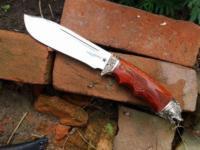 Охотничьи ножи из стали Elmax ручной работы - качественный товар для всех регионов России