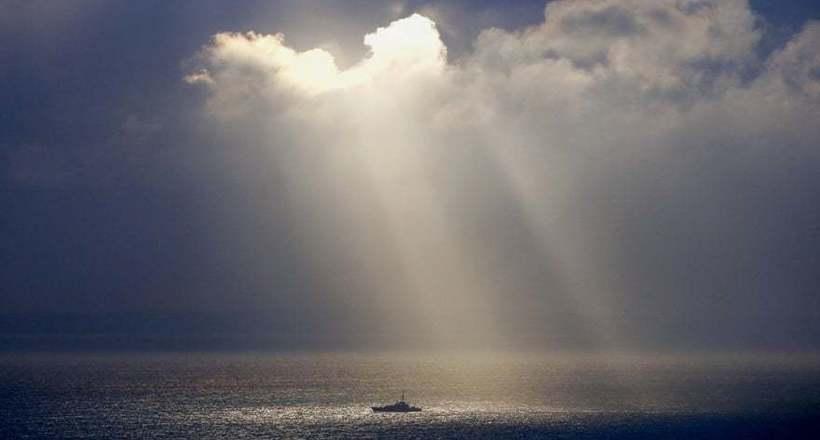 Фото дня: береговой патруль