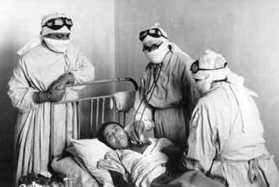 \»Ничего страшного, это просто чума!\»: кто 1939 году спас Москву