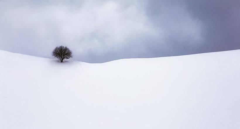 Фотограф из Косово снимает завораживающие пейзажи, в которых нет ничего лишнего