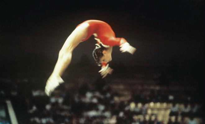 Петля Корбут: запрещенный элемент в гимнастике