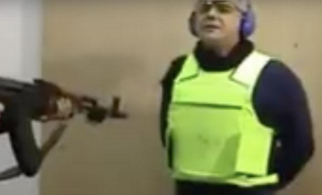 Как проверяют пуленепробиваемые жилеты на прочность