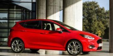 Ford Fiesta - «Автомобиль 2018 года в Болгарии»