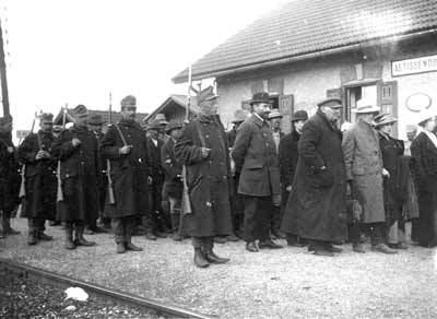 В каких странах создали концлагеря во время Первой мировой