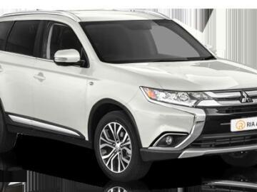 Новый Mitsubishi Outlander: внедорожник по специальной цене
