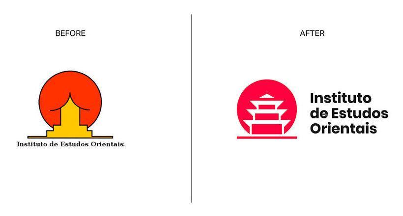 Графический дизайнер из Италии переделывает самые нелепые и ужасные логотипы компаний