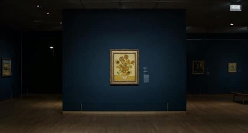Как отправиться в виртуальный тур по музею Ван Гога