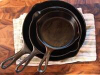 Как выбирать чугунную сковородку?
