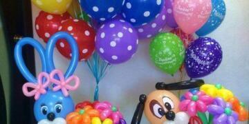Как украсить детский праздник?