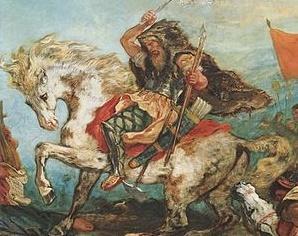 Кем по национальности были величайшие завоеватели Древнего мира