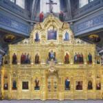 Появление иконостасов в христианстве